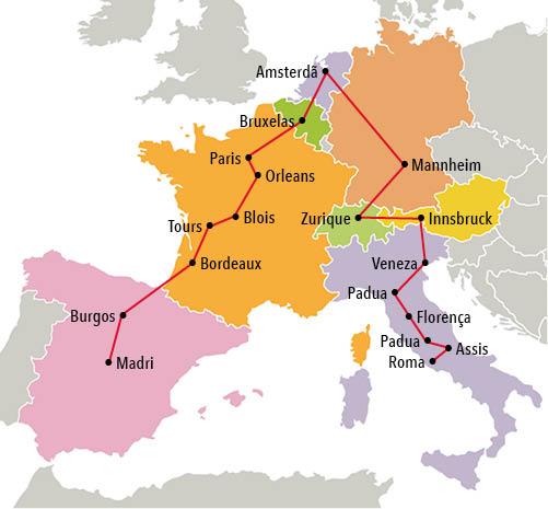 Viagens clasicospt  Catai Internacional