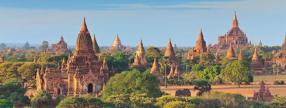 Pagodas de Myanmar