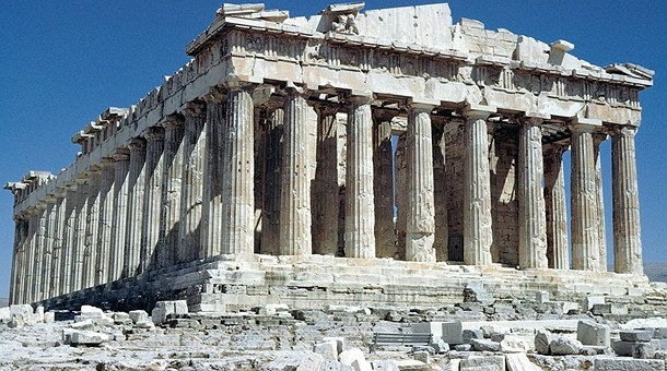 Acropólis, Atenas