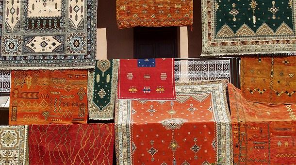 Bereberes y tuaregs catai tours - Alfombras portugal ...