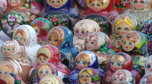 Artesania rusa