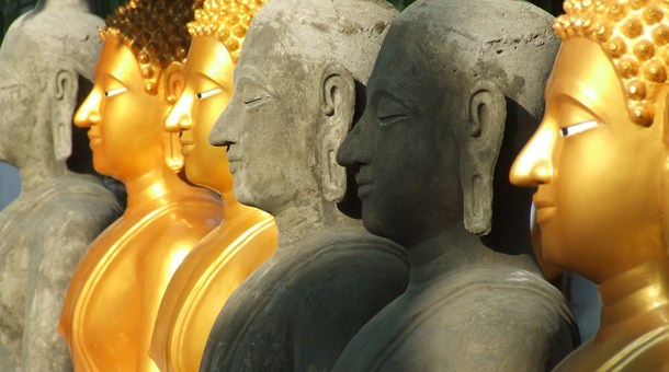 Budas de Savannakhet