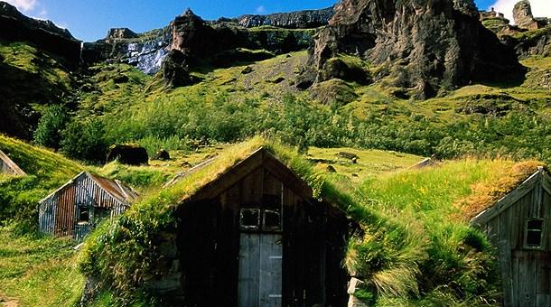 Colores de islandia catai tours - Casas en islandia ...