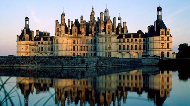 Castillo de Chambord, Valle del Loira