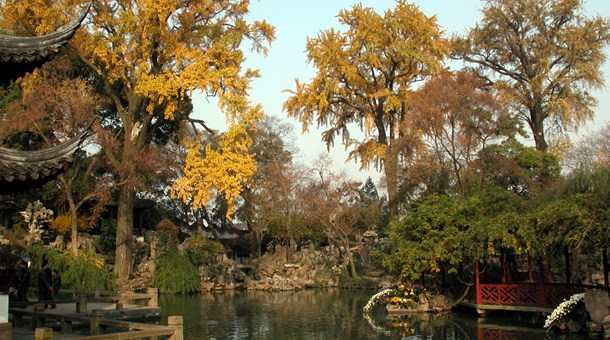 Paisajes y culturas de china catai tours for Jardin de china