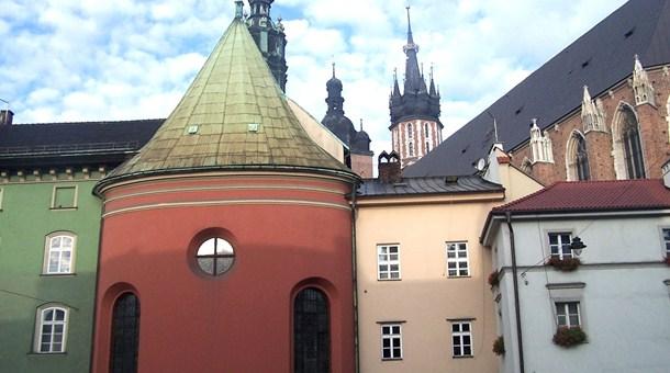 Colores de Cracovia