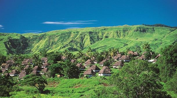 En el interior de Fiji