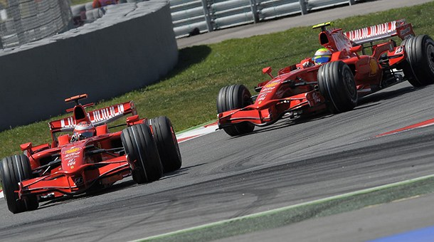 Fórmula 1 Circuito de Catalunya