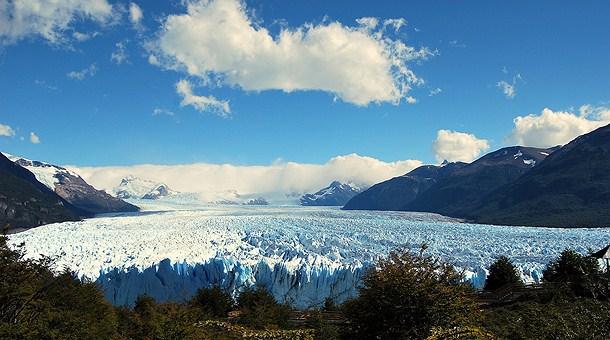 glaciar perito moreno calafate: