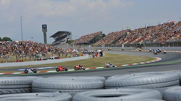 Gran Premio de Cataluña, Barcelona