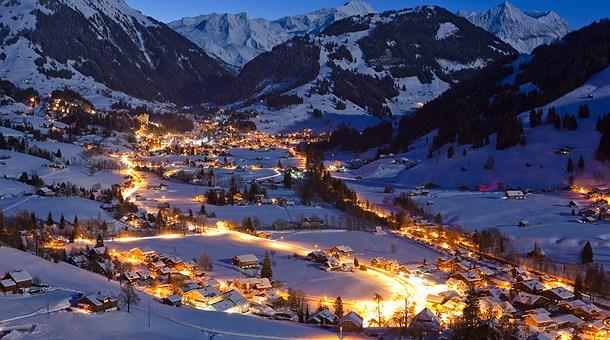 ¿Qué Hay De Mí? Capítulo143 Gstaad-noche