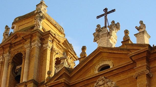 Iglesia en Agrigento