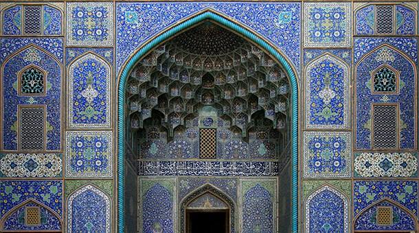 Otros viajes for Decoracion persa