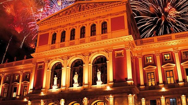 Neujahrskonzert, Viena