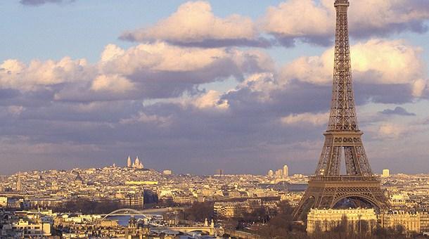 París. Torre Eiffel
