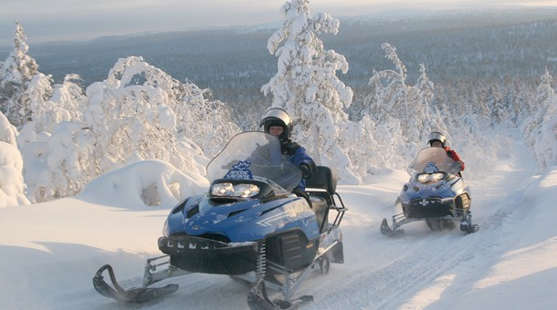 Alaska Snowmobile Tours and Rentals  Anchorage