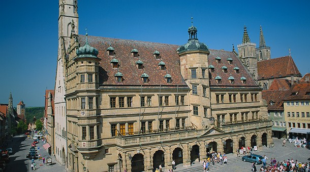 Alemania y sus autos catai tours - Rothenburg ob der tauber alemania ...