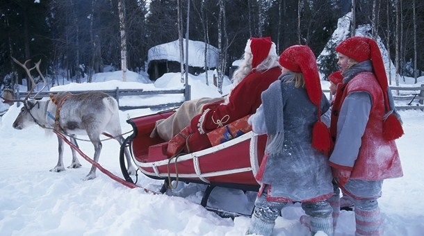 Laponia navidad en rovaniemi catai tours