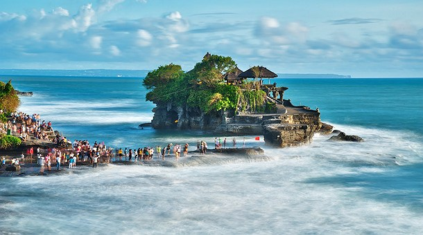 Templo de Tanah Lot, Bali