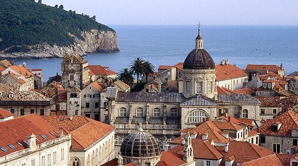 Vista de Dubrovnik