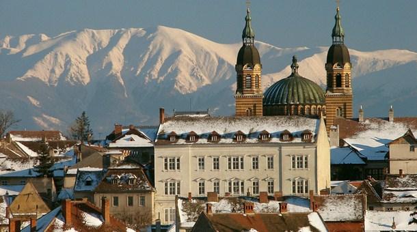 Vista de Sibiu