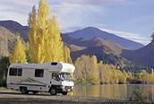 Autocaravanas en Nueva Zelanda