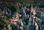 Bosque de piedra de Kunming