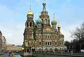Catedral de San Salvador, San Petersburgo