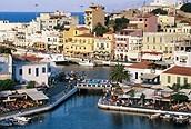 Creta, Agios Nikolaos