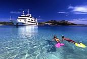 Crucero Blue Lagoon, Fiji
