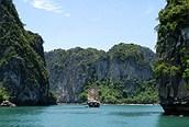Crucero relajante, Bahia de Halong
