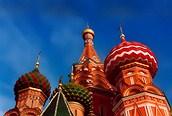 Cúpulas de San Basilio, Moscú