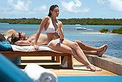 Descanso en Mauricio