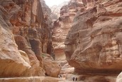 Desierto, Petra