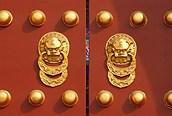 Entrada al Templo del Cielo, Beijing