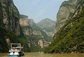 Gargantas del río Yangtsé