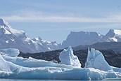 Glaciar en Calafate
