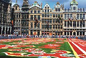 Gran Place, Bruselas