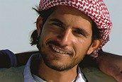 Hombre jordano