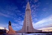 Iglesia Hallgrmskirkja en Reykjavik