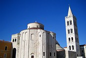 Iglesia St. Donatus, Zadar