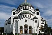 Iglesia Sveti Sava, Belgrado