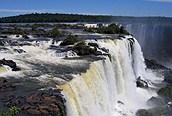Iguazú desde el lado brasileño