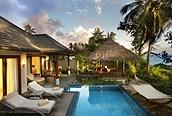 Labriz Silhouette, Seychelles