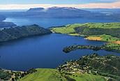 Lagos de Rotorua