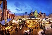 Mercadillo de Navidad en Frankfurt