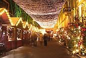 Mercado de Navidad en Salzburgo