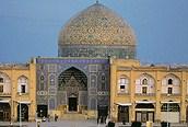 Mezquita de Sha Abbas, Isfahan