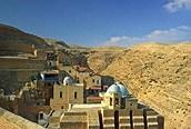 Monasterio Mar Saba, Belén, Cisjordania