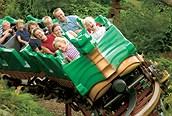 Montaña rusa, Legoland